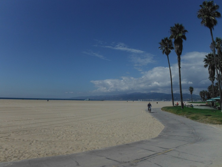 Venice Beach was way more 'me' than Beverley Hills